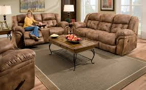 Full Size of Living Room:retro Living Room Decor Idea Brown Fabric Sofa  Glass Top ...