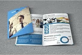 2 folded brochure template 2 fold brochure template psd daycare free design photoshop