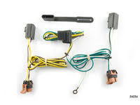 gmc acadia 2007 2014 wiring kit harness curt mfg 55384 2011 2007 2012 gmc acadia trailer wiring kit