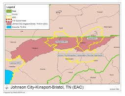 other area mtpo's kingsport, tennessee Map Kingsport Tn johnson city kingsport bristol, tn (eac) maps kingsport tn