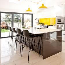 vanity modern island kitchen ideas ideal home