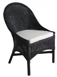 image black wicker outdoor furniture. outdoor black wicker dining chairs home u0026 garden furniture image