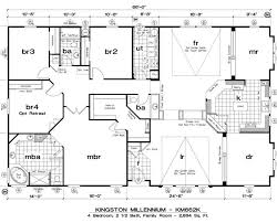 home floor plans. Golden West Kingston Millennium Floor Plans - 5starhomes Manufactured Homes Home A