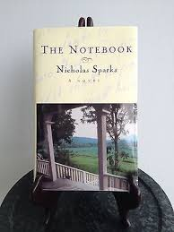 the notebook signed dated first edition first print nicholas  the notebook signed dated first edition first print nicholas sparks 1996 hc dj