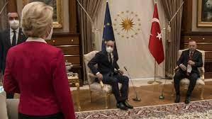 Kein Sessel für Von der Leyen: EU-Ratschef Michel entschuldigt sich