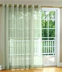sliding patio door coverings patio door curtain rod ds for patio sliding door great patio sliding