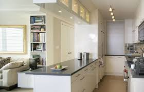 kitchen interior medium size kitchen islands galley layouts with island ideas for long narrow kitchens