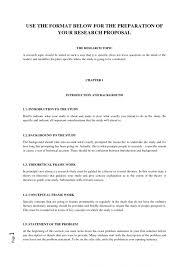 Thesis Proposal Sample Apa Format Writing Research Proposal Apa