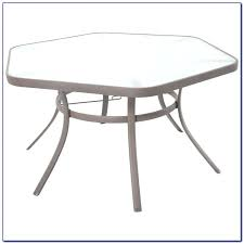 patio stone patio table hexagon outdoor fantastic ideas set for interior tops