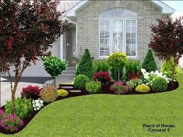 Creative of Garden For Front Of House Garden In Front Of House Ideas