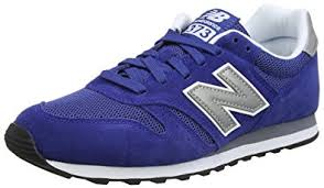 new balance 373 mens. new balance mens 373 blue suede trainers 10 us g
