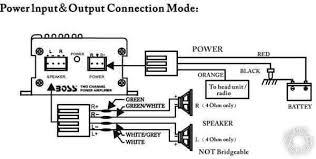 wiring car stereo to mono speaker how posted image