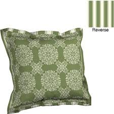 better homes and gardens outdoor cushions. Better Homes And Gardens Deep Seat Pillow Back With Flange Outdoor Cushion, Green Tulip Medallion Cushions E