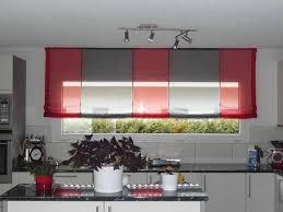 Enchanteur Rideau Cuisine Moderne Avec Idee Rideau Cuisine Rideaux