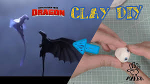 Clay Light Fury