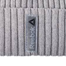<b>Шапка Sport Essentials Logo</b>, серый меланж (Reebok 5734.11 ...