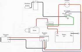 tractor generator wiring diagram tractor image wiring diagram generator allischalmers forum on tractor generator wiring diagram