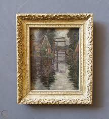 Listed Artist Josephine Granger Cochrane (1864-1953) Oil Landscape ...