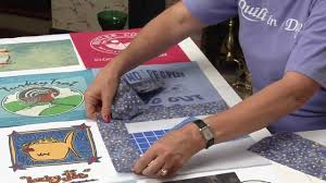 Start with T Shirts & Finish with a Very Personal Quilt! 4 ... & Start with T Shirts & Finish with a Very Personal Quilt! 4 Different Videos  4 Ways to Make a T Shirt Quilt. Adamdwight.com