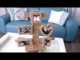 how to make a cardboard photo frame home diy clipzui com