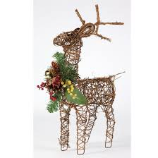 Plain Decoration Christmas Reindeer Decorations That You Ll See Everywhere
