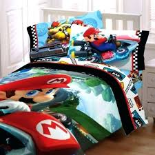 mario bed sheets super brothers twin