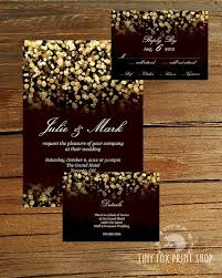 printable gold glitter gatsby wedding invitation kit with rsvp and Pink And Gold Wedding Invitation Kits printable gold glitter gatsby wedding invitation kit with rsvp and enclosure card they have got my colors! pinterest invitation kits, gatsby wedding Pink and Gold Glitter Wedding Invitations