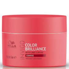 <b>Wella Professionals INVIGO Color</b> Brilliance Mask for Coarse Hair ...