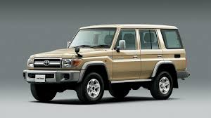 2014 Toyota Land Cruiser 70 Review - Top Speed