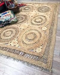 large jute rug large infinity hand made jute rug here to enlarge large round jute large jute rug