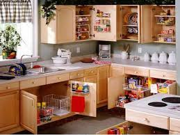 image of organizing my kitchen cabinets