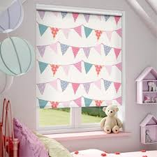 blackout blinds for baby room. Photo 3 Of 10 Baby Bunting Dainty Pink Blackout Roller Blind (beautiful Blinds Room #3) For D