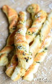 homemade parmesan garlic herb breadsticks 4 from willcookforsmils com