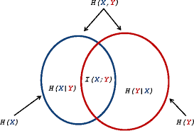 Mutual Information Venn Diagram Figure 1 From Information Theory And The Iriscode Semantic Scholar