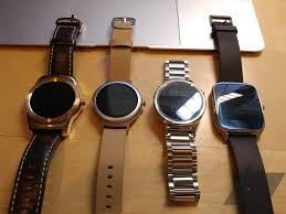 Design of LG Watch Style