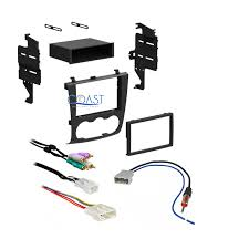 car stereo double din dash kit bose wiring harness antenna for main image