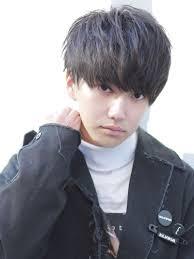 山崎賢人風クリアフェードマッシュ Front Hair髮2019 メンズ