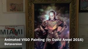 ghostbusters 2 animated vigo painting