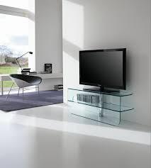Low Glass Cabinet Low Glass Tv Cabinet Plasmatik By Tonelli Design Design Karim Rashid