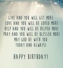 Birthday Blessing Quotes Simple 48 POWERFUL Religious Happy Birthday Blessings Wishes BayArt