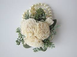 miniature sola flower wrist corsage wristlet mother s corsage prom corsage wedding corsage keepsake corsage homeing flowers