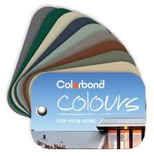 Bluescope Color Chart Colorbond Steel Has Released Six New Colours Lysaght