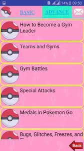 Guide Pokemon Go (English) for Android - APK Download