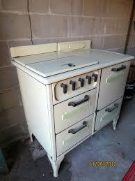 Magic Chef Kitchen Appliances Vintage Art Deco Magic Chef Gas Stove Range Fabulous Vintage