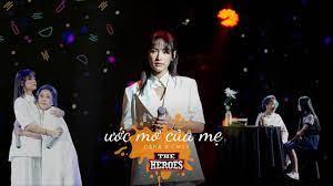 THE HEROES MV SHOW | Cara x CM1X - Ước Mơ Của Mẹ - Tập 7 - YouTube