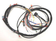 sportster wiring harness motorcycle parts new 1986 1990 harley davidson xl xls sportster main wiring harness