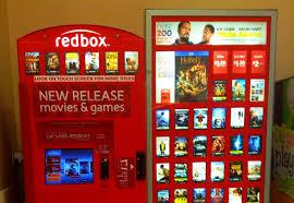 Dvd Rental Vending Machine Gorgeous RedBox Red Box Video Movie Rental Vending Machine Pics B Flickr