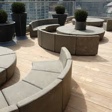 rooftop furniture. Virgin Hotels Chicago Rooftop Seating/Cabinet Furniture