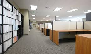 open floor office.  floor stuck with an open floor plan office to open floor office