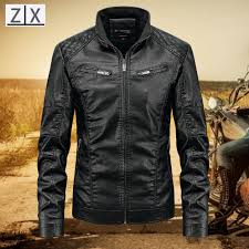 usa motorcycle leather jacket for man dircbenny